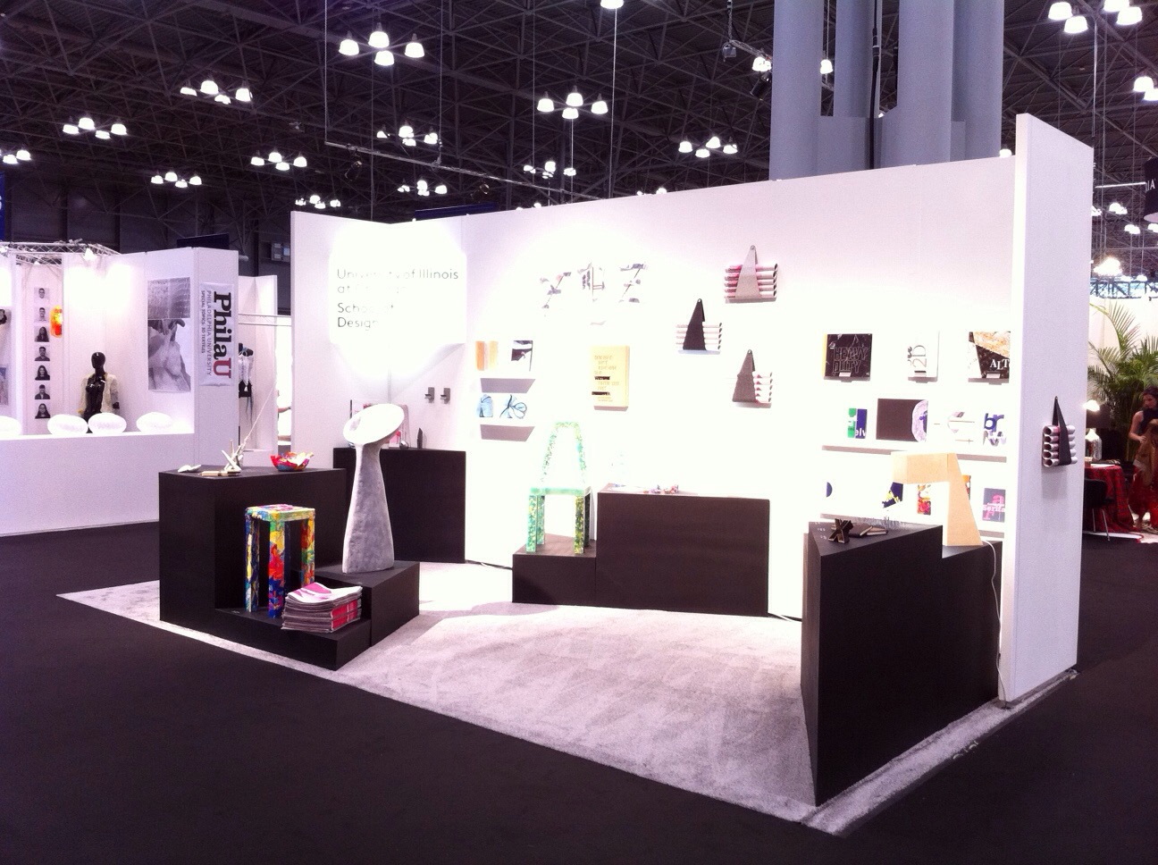 icff new york features school of design student faculty work cada