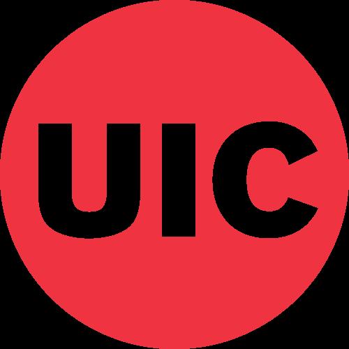 UIC Black Logo